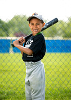 2015 NR Baseball Monday TBall Teams