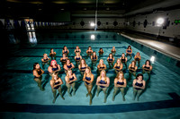 2020 Hudson Girls Swim