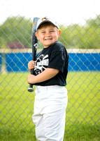 2015 NR Baseball Tuesday TBall Teams