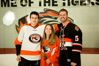 NRHS Boys Hockey vs. Baldwin - Parents Night