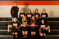 NR Volleyball 5th Grade Teams 2013