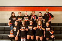 NR Volleyball 7th Grade Teams 2013
