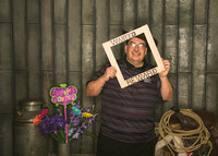 St. Mary's Mardi Gras Photo Booth 2016