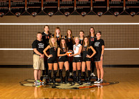 NRHS Volleyball 2013