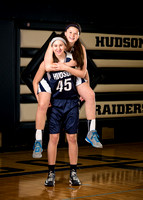 Hudson Girls Basketball 2013-2014