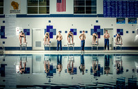 Hudson Boys Swim & Dive 2014-2015