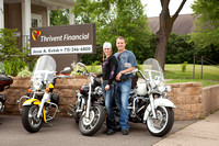 Thrivent Motorcycle Ride 2012