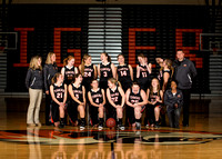 NRHS Girls Basketball 2014
